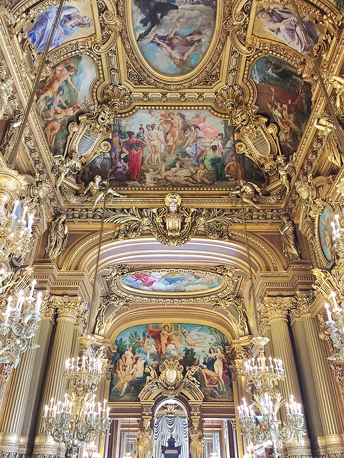 Palais-Garnier-Interior-Hall All Things French