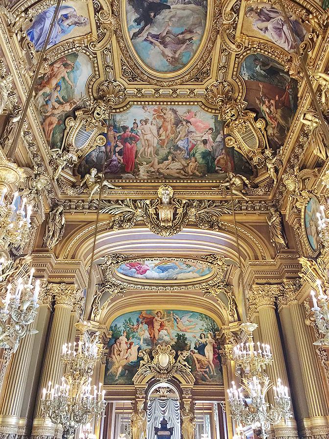 Palais-Garnier-Interior-Hall All Things French