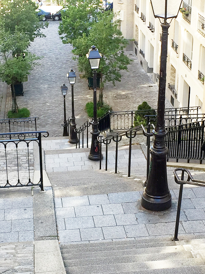 Staircase-Montmartre-All-Things-French