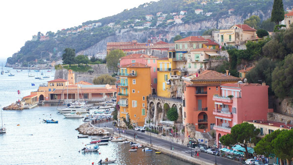 Villefranche sur Mer All Things French