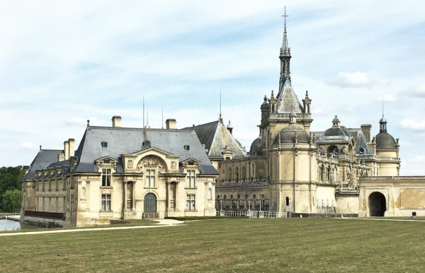 Chateau Chantilly All Things French