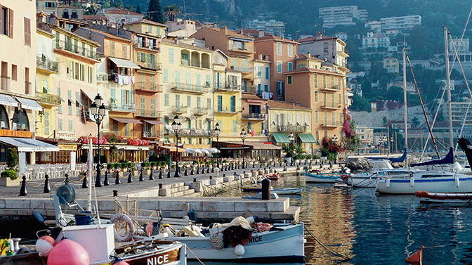 Villefranche-sur-Mer All Things French