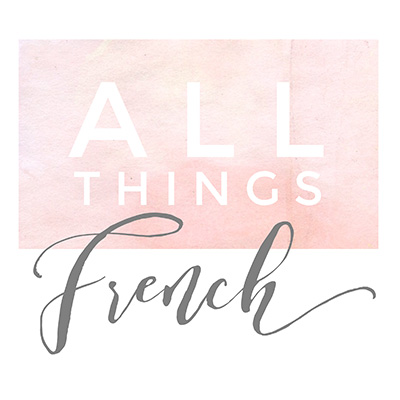 All Things French is a lifestyle blog that helps women value themselves, get organised, and realise their Francophile travel dreams.
