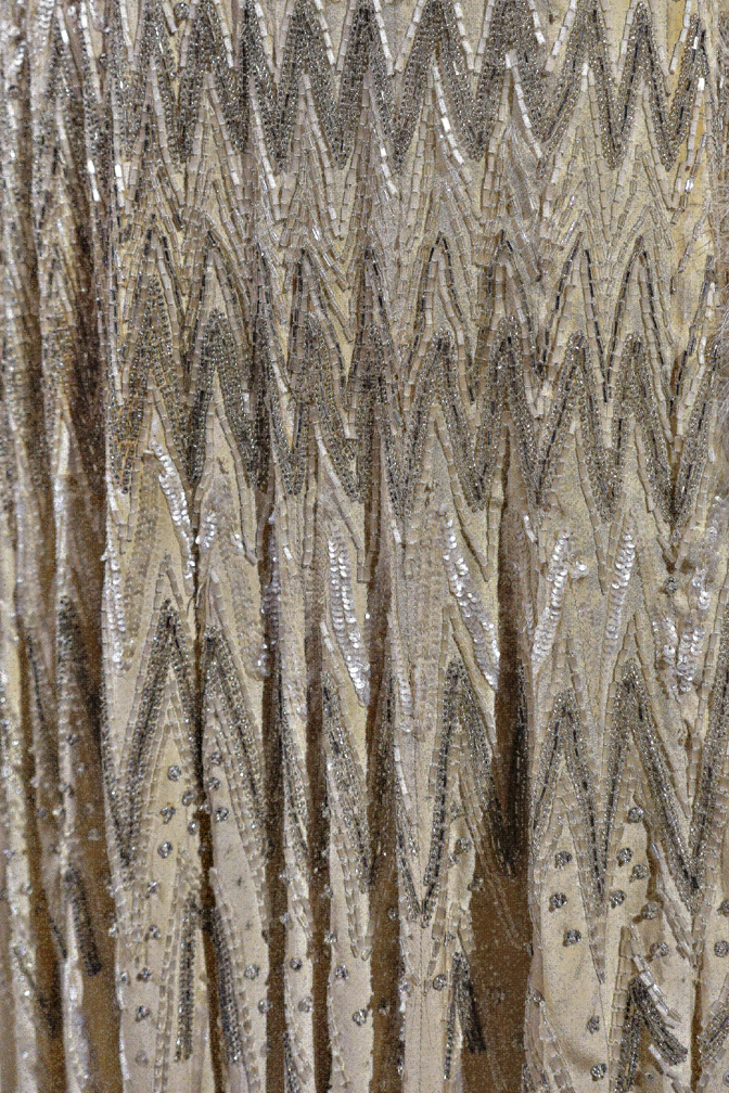 Dalida Exhibition Detail Sequins