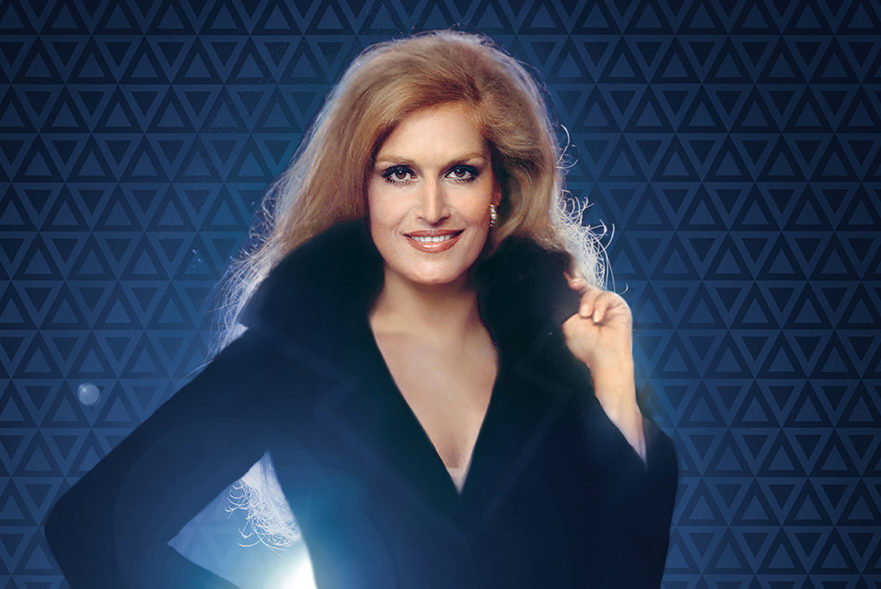 Dalida. Singer. Icon All Things French