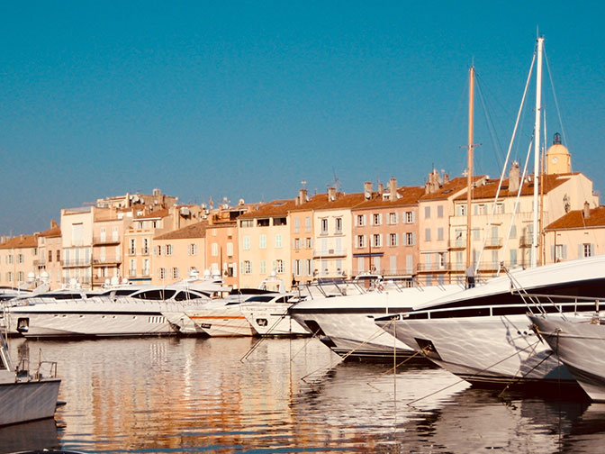 35 Minutes From St Tropez. Jane Dunning