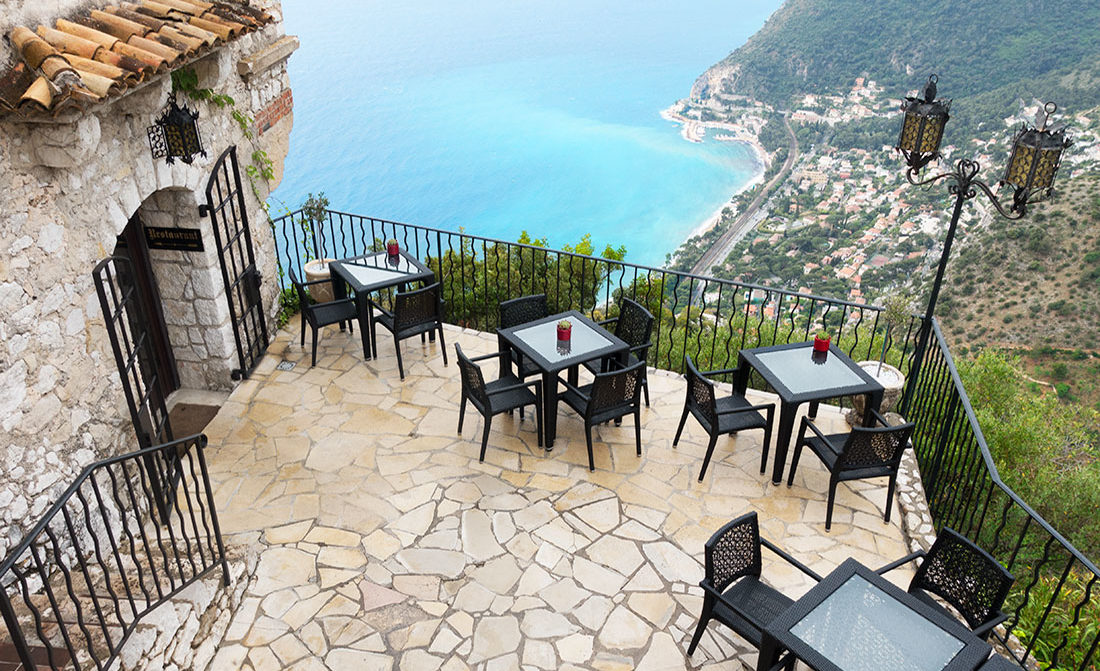 Eze, Cote d'Azur, Riviera | All Things French