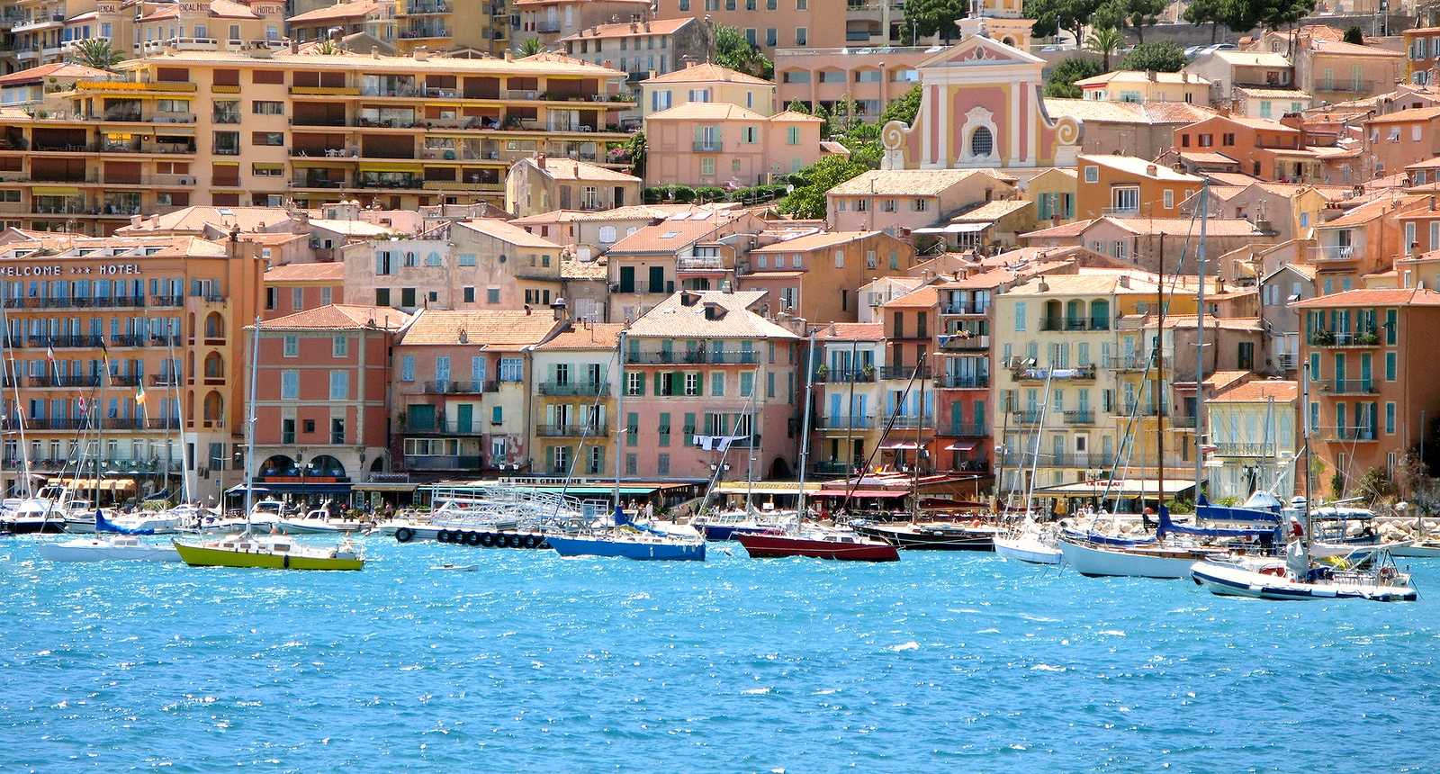 I am hosting a 10-day Retreat in the heart of my beautiful Villefranche sûr Mer