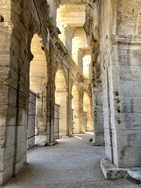 Ancient Ruins, Arles, Gateway to the Camargue and Luberon