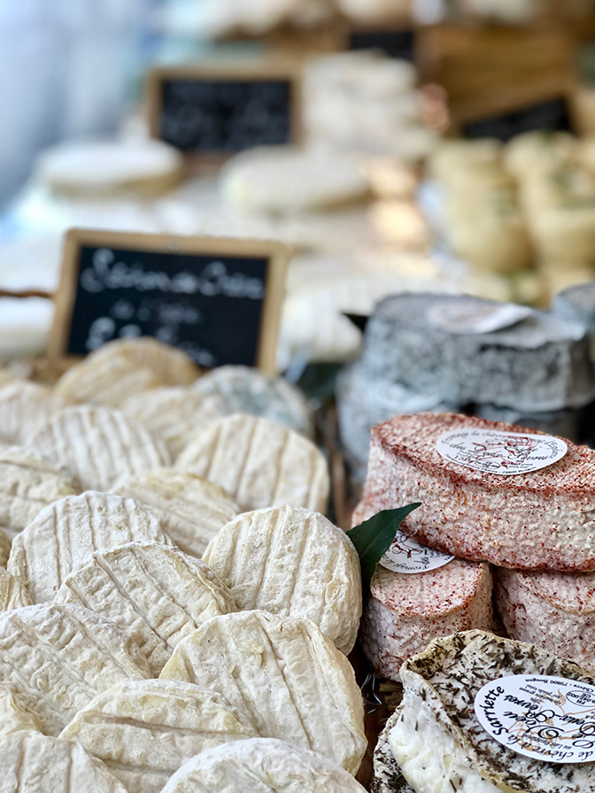 Hand-Made Cheeses, Arles, Gateway to the Camargue and Luberon