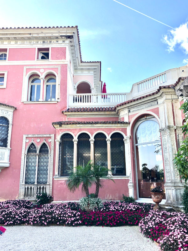 Villa Ephrussi de Rothschild, Villefranche sur Mer, All Things French
