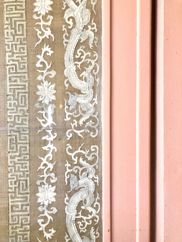 Closeup, Villa Ephrussi de Rothschild, Villefranche sur Mer, All Things French