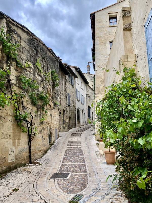 Most Beautiful Street. Uzes. Provence Alpes Cote d'Azur. All Things French TOURS.