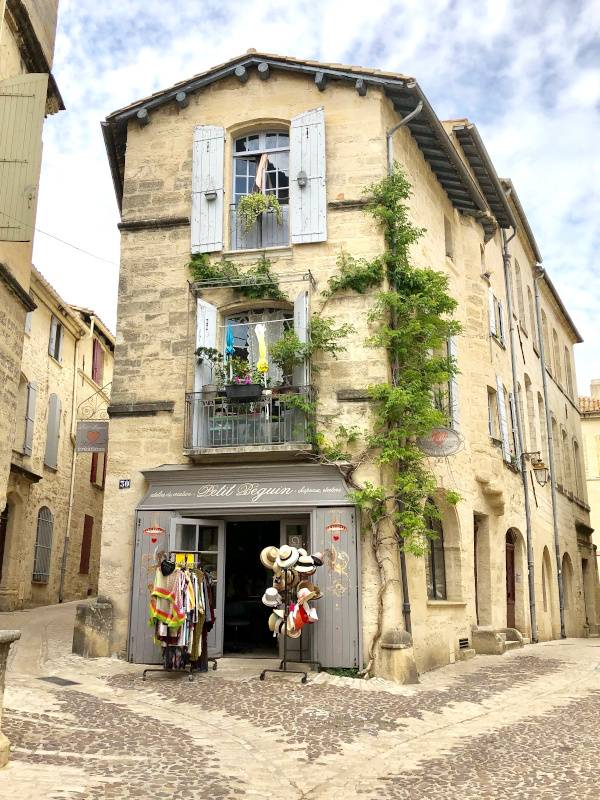 Petit Beguin. Uzes. Provence Alpes Cote D'Azur. All Things French TOUR