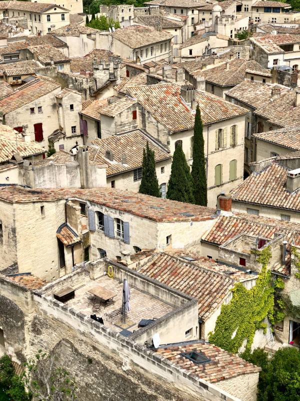 Rooftops. Uzes. Provence Alpes Cote D'Azur. All Things French TOUR
