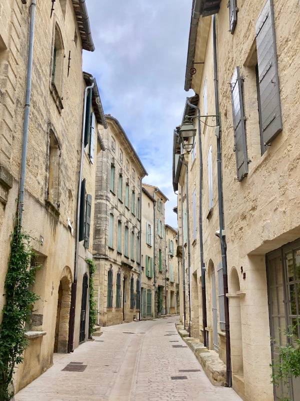 The Perfect Rue. Uzes. Provence Alpes Cote d'Azure. All Things French TOURS