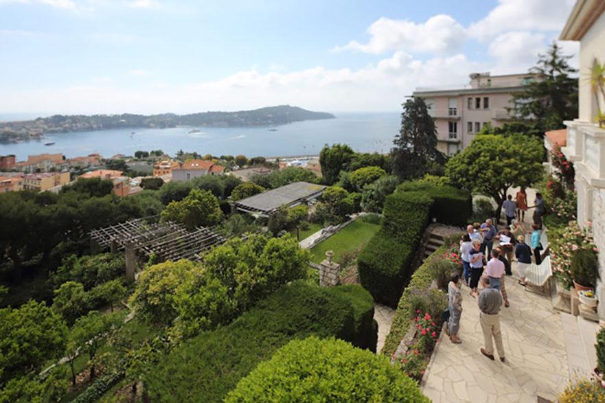 Institut de Francais, Villefranche-sur-Mer, on the French Riviera
