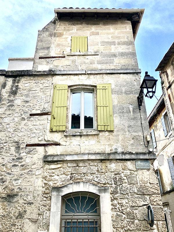 Beautiful House, Arles, France