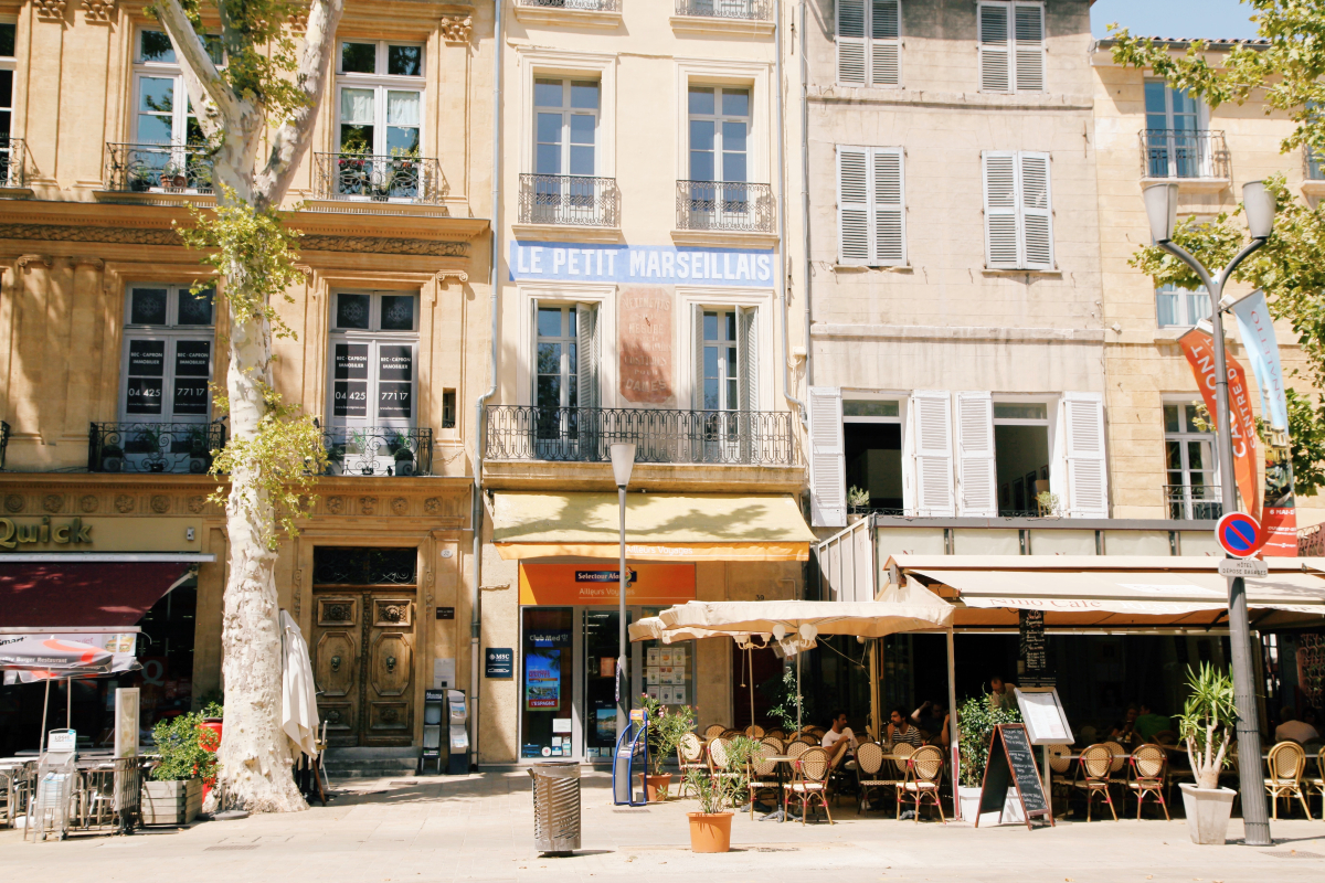 Aix en Provence thanks to Linh Nguyen, Finding Gilbert, a Promise Fulfilled