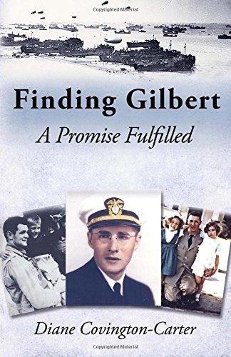 Diane Covington-Carter, Finding Gilbert, a Promise Fulfilled