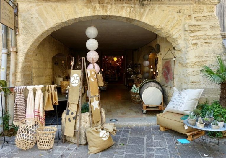 Homewares. Brocante. Uzes. Provence Alpes Cote d'Azure. All Things French TOURS