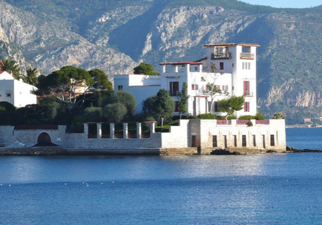 Villa Kerylos, an Authentic & Luxurious Replica Greek Palace